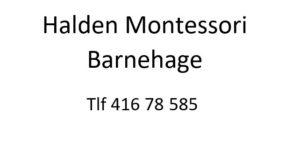 Halden Montessori Barnehage